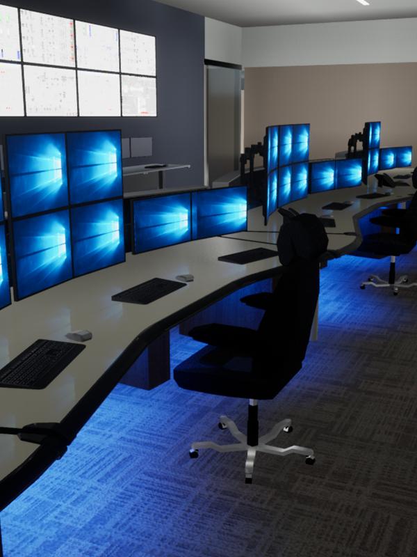 VR-control-room