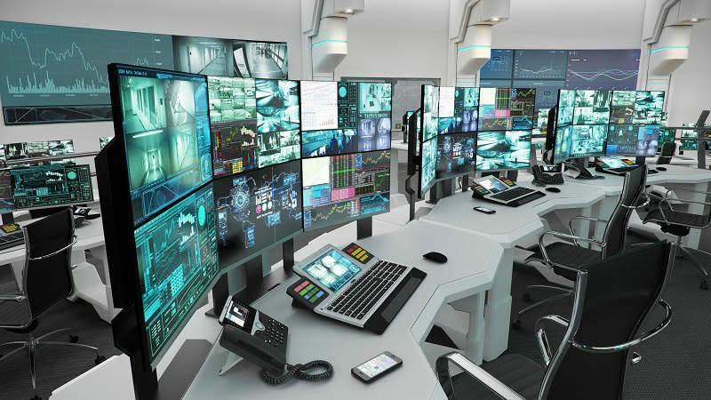 WEYTEC Control Screen