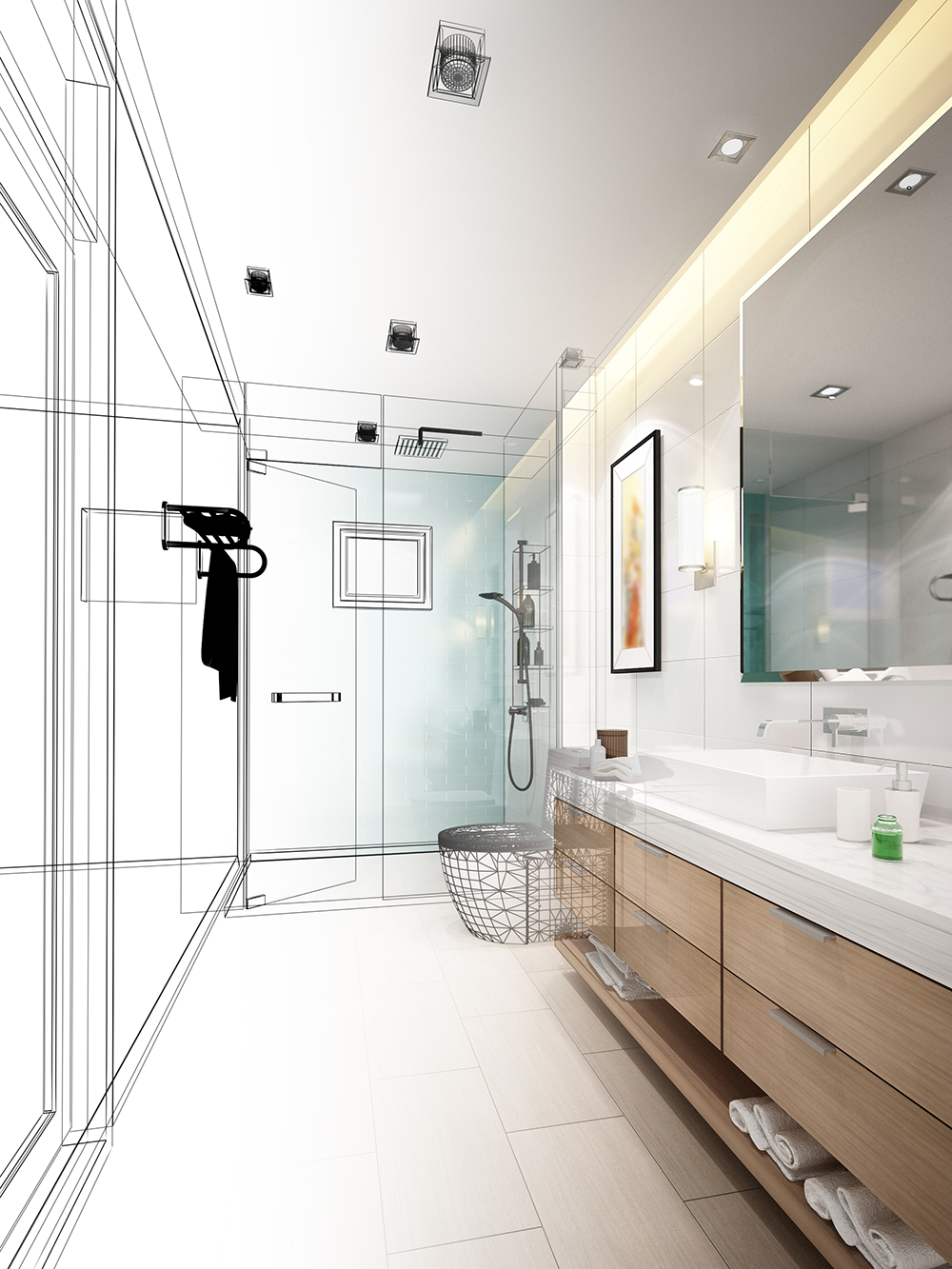bathroom-sketch-render