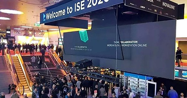 CADwalk launches in Europe at ISE 2020